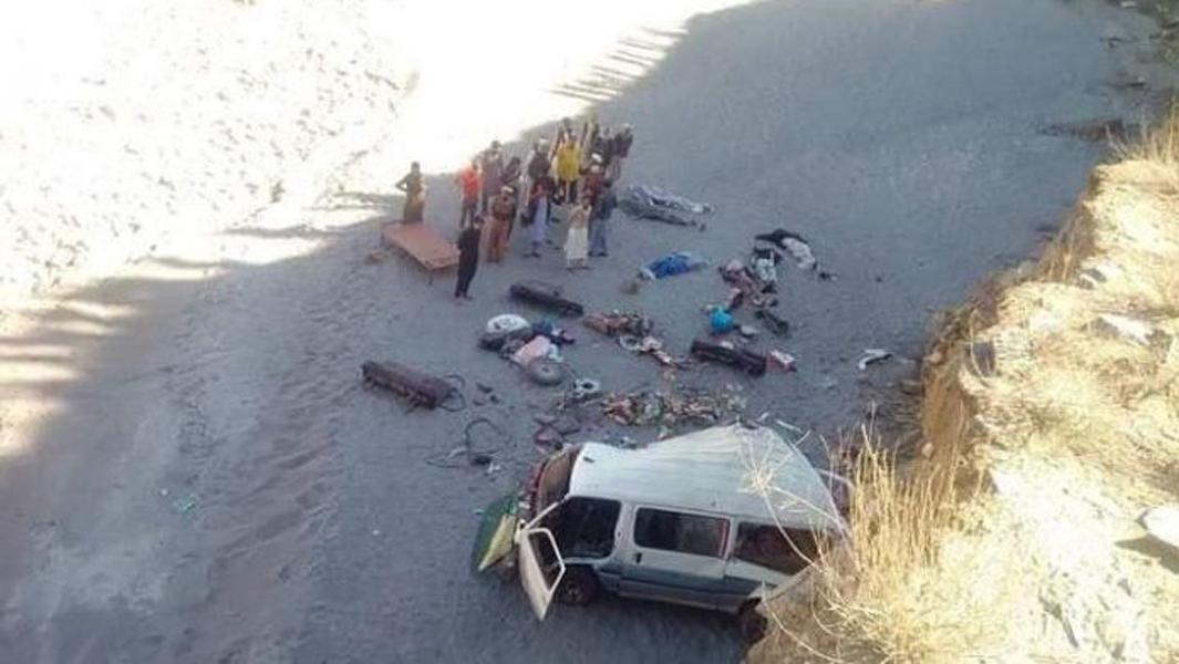 Chitral road mishap