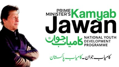 Imran Khan Kamyab Jawan Program