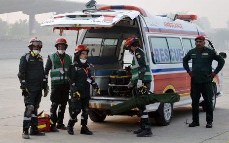 Pakistan Rescue Team