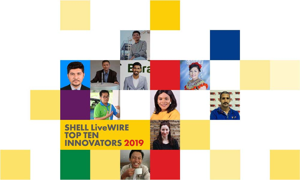 Shell Global Innovation prize