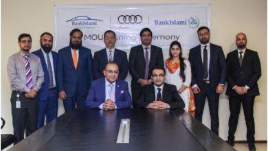 Audi in Pakistan