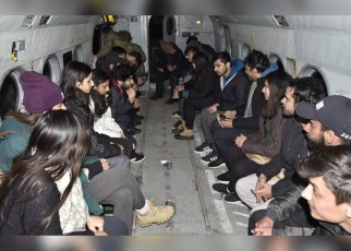 Pakistan Army rescues 22 students