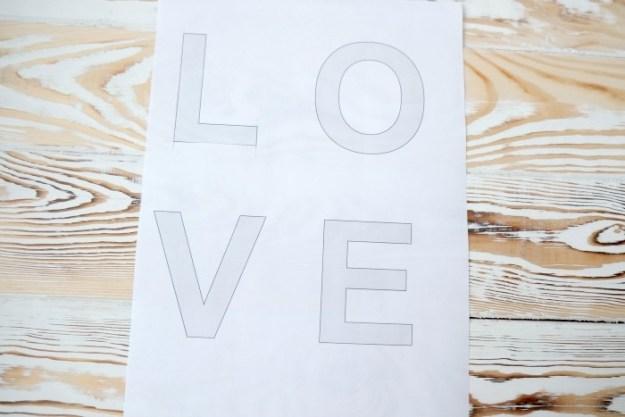 love-template