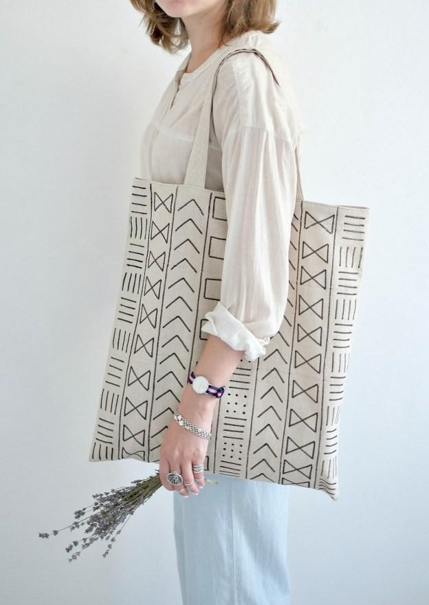 tote-ready-me1 Сумка для покупок своими руками — мастер класс
