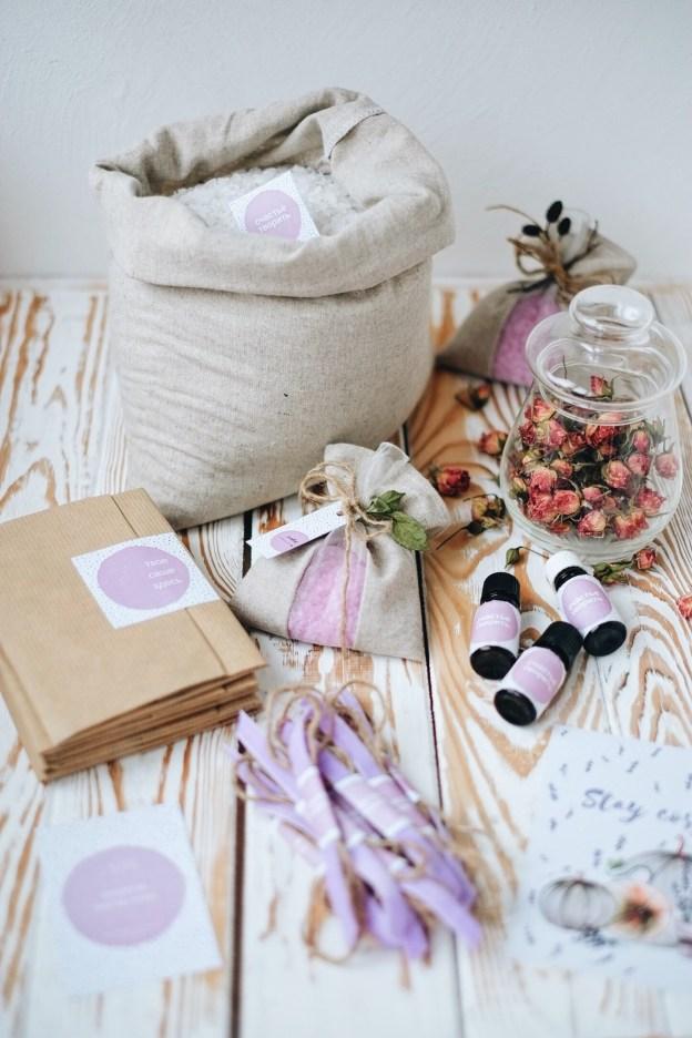 Детали для ароматического саше