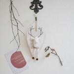 Мастер-класс: Декор с головой оленя своими руками