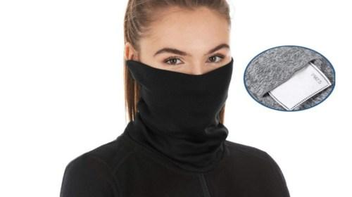 Reusable Mask Buff