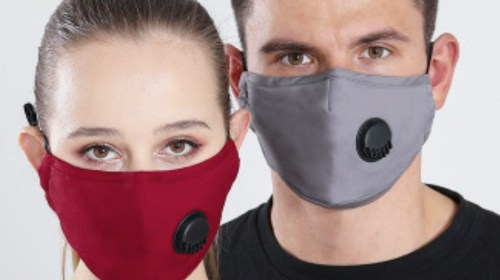 6405 45 Reusable Washable Mask