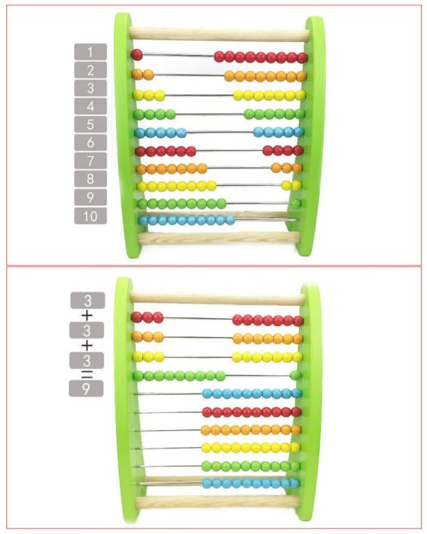 Abacus Wooden Toys