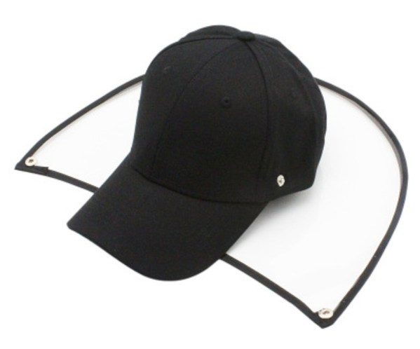 Baseball Cap Shield