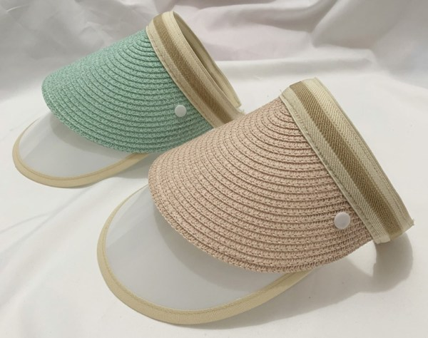 Hat Cap Shield Female