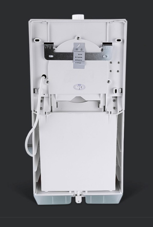 Dispenser Sterilization