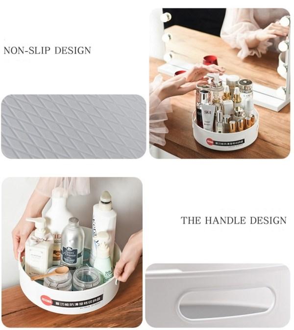 Kitchen-Cosmetic Storage Box