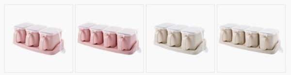 Kitchen Seasoning Jar Box