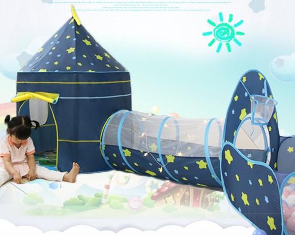 Crawling/Folding Playing Tent