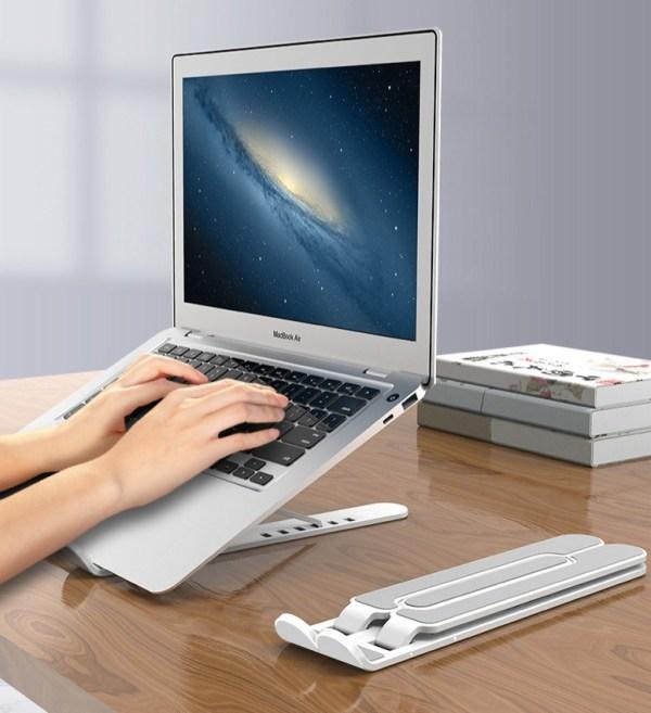 Laptop Desk Stand Plastic