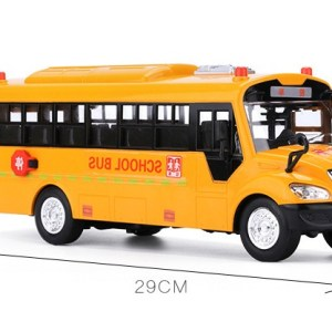 Campus/Kindergarten Shuttle Bus Toys