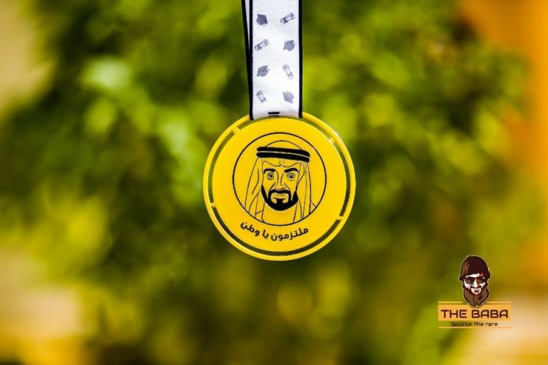 Branded Medals in UAE