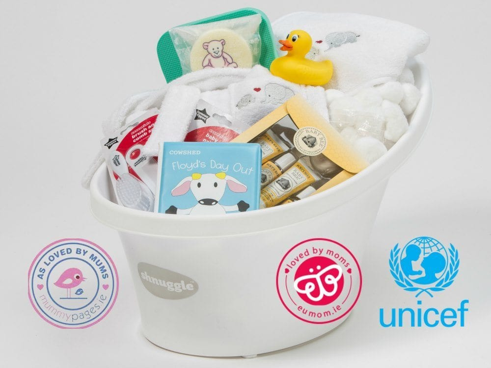Baby Box  The Baby Bath Kit From The Baby Box