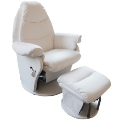 rocker glider chair classroom covers babyhood leather and ottoman product view the baby