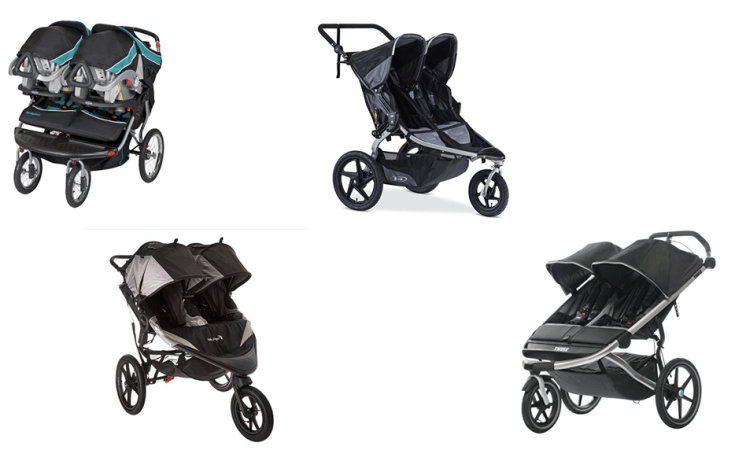 When You Have 2 4 Of Our Top Double Stroller Picks The