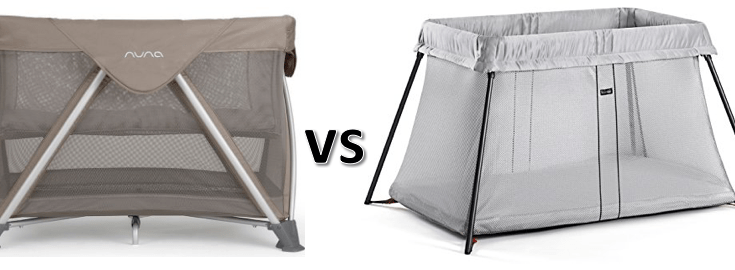 Nuna Sena Vs Baby Bjorn Travel Crib Comparison Which Is