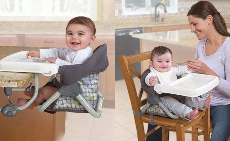 6 Hook-on high chairs that are simply off the hook!
