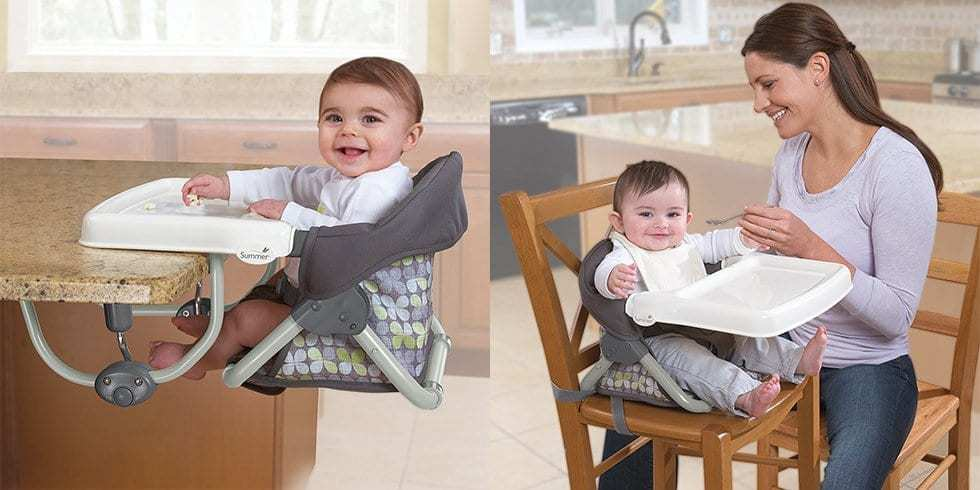 hook on chair lazy boy covers walmart 6 high chairs that are simply off the baby swag