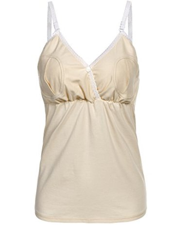 b15605f818005 Available Sizes  The Arshiner Womens Easy Simplicity Hands Free Breastpump  Bra is available in sizes medium