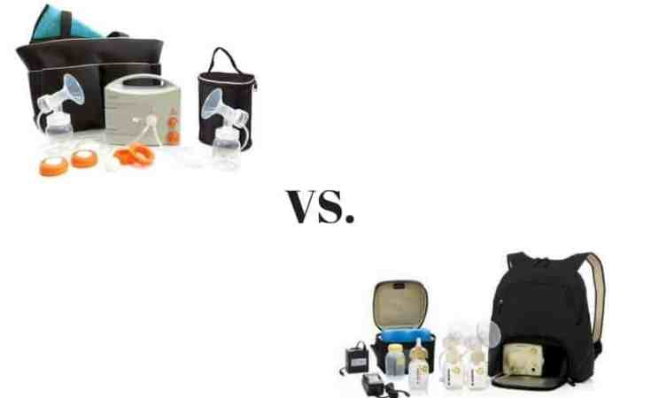 Hygeia Enjoye vs. Medela Pump In Style