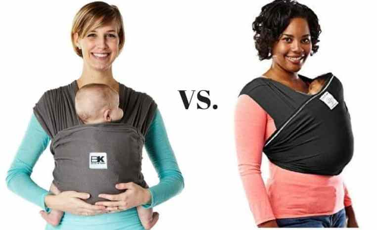 Baby K Tan Breeze Vs Active Which Is Best The Baby Swag