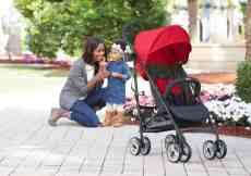 8 Best Umbrella Stroller Options For Tall Parents