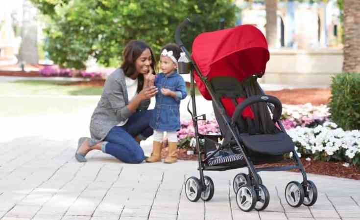 8 Best Umbrella Stroller Options For Tall Parents