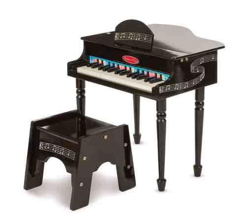 Melissa & Doug Learn To Play Classic Grand Piano