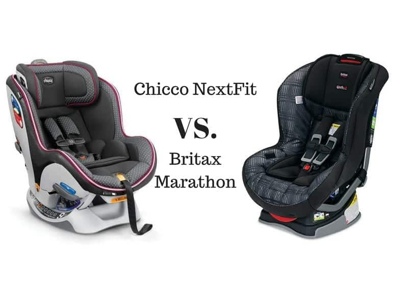 Chicco Nextfit Vs Britax Marathon Which Should You Buy The Baby