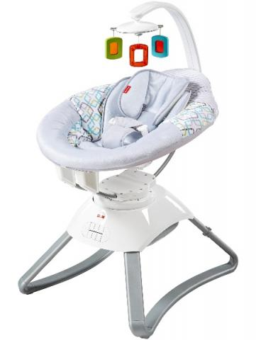 Fisher-Price Soothing Motion Seats Recall