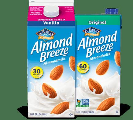 Hood's Almond Milk