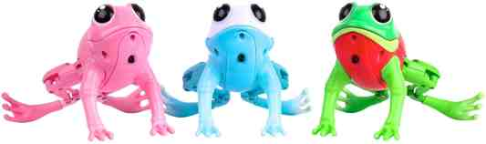 Moose Toys Little Live Pet Lil Frog