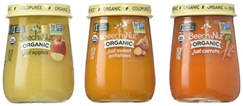 To make the healthiest baby food possible, Beech-Nut Baby Food uses the least amount of steps between putting ingredients together and cooking it.