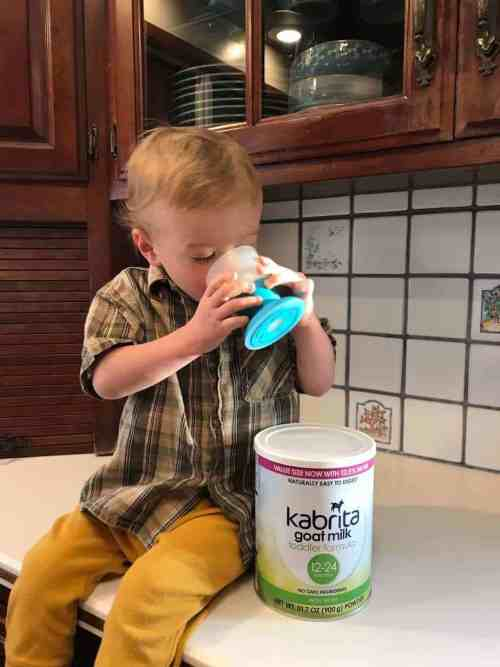 kabrita goat milk