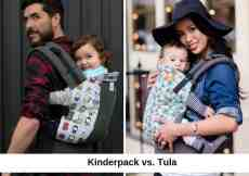 Kinderpack vs. Tula
