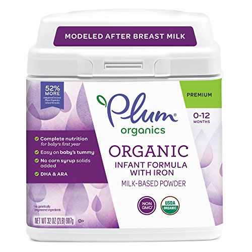 Plum Organics Formula Review (2019 UPDATE): Is This A Viable