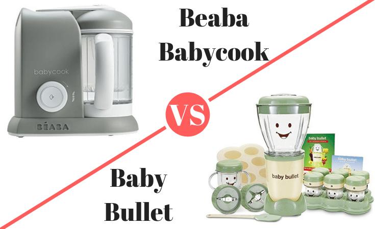Beaba vs. Baby Bullet