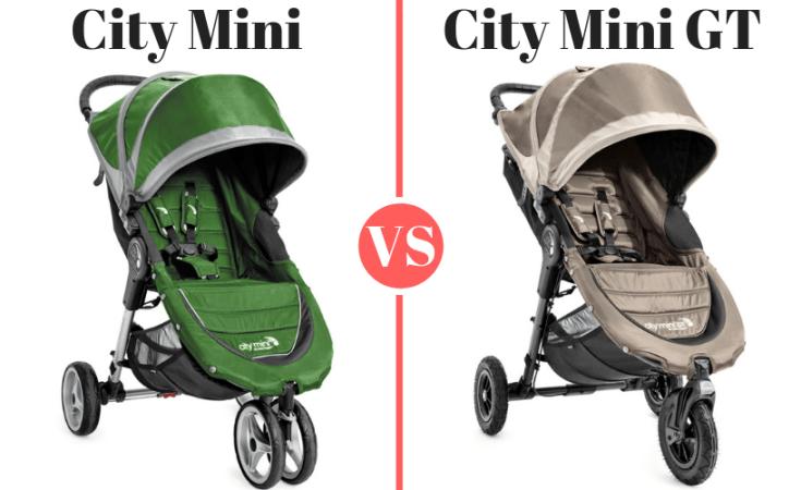 City Mini vs City Mini GT