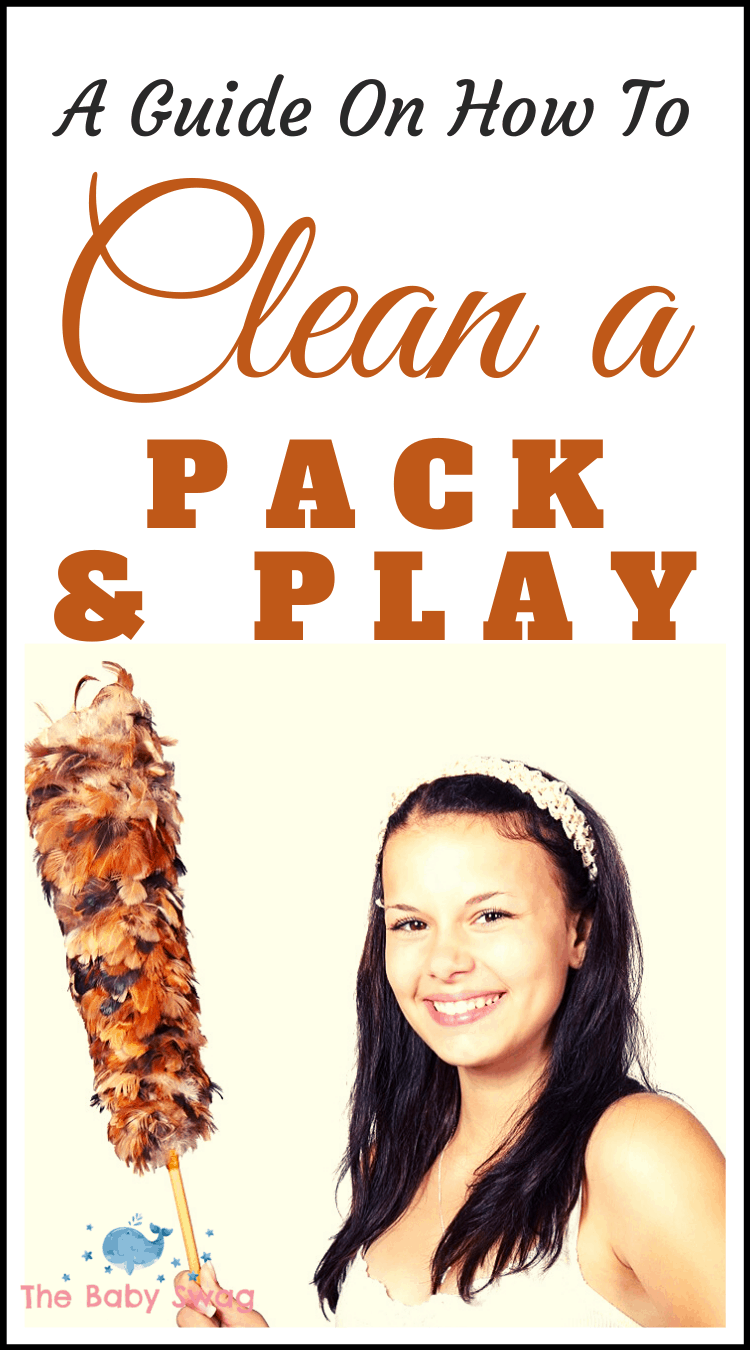 A Guide on How To Clean A Pack And Play