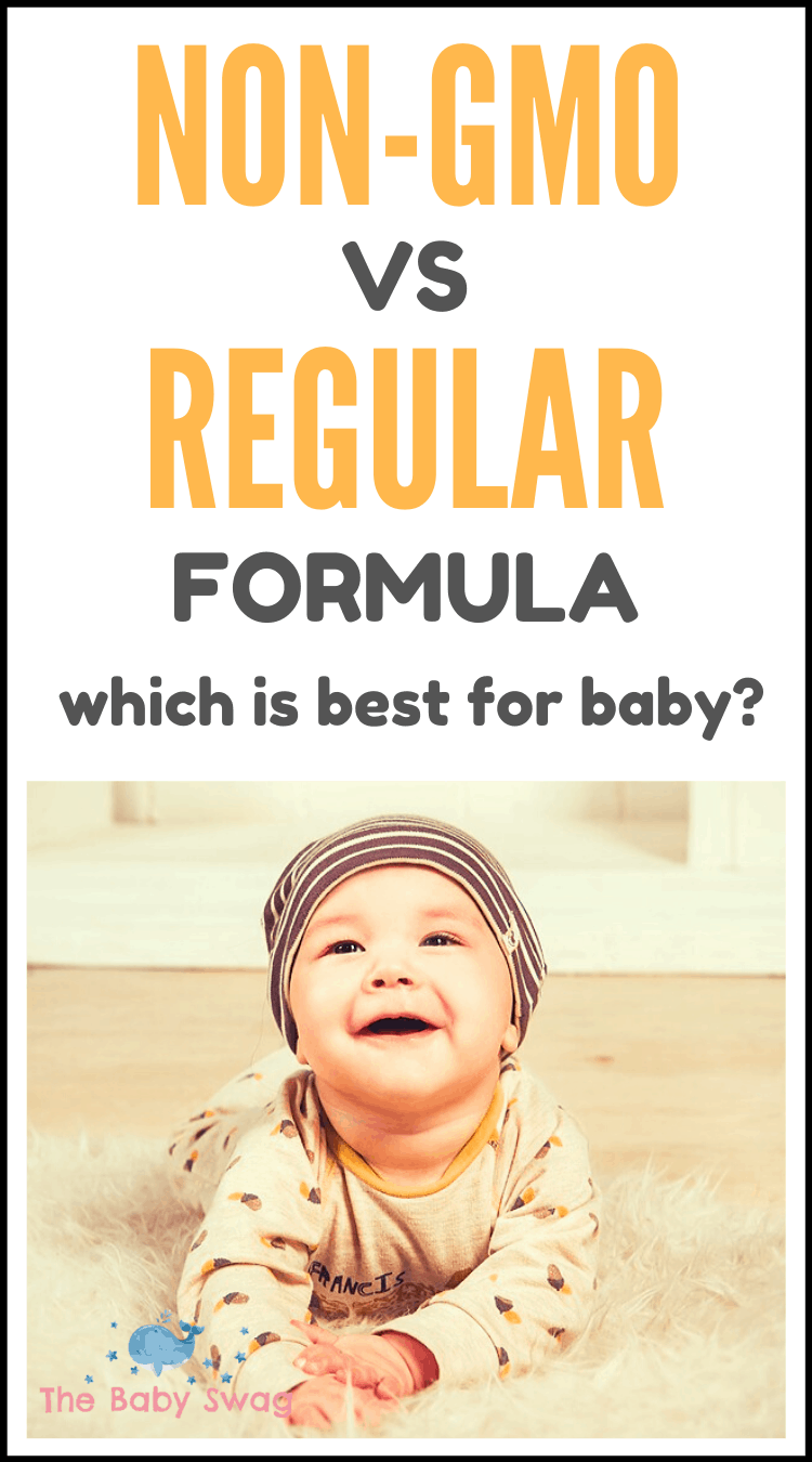 Non-GMO vs Regular Formula: Which Is Best for Baby?