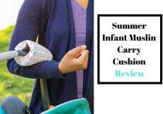 Summer Infant Muslin Carry Cushion Review