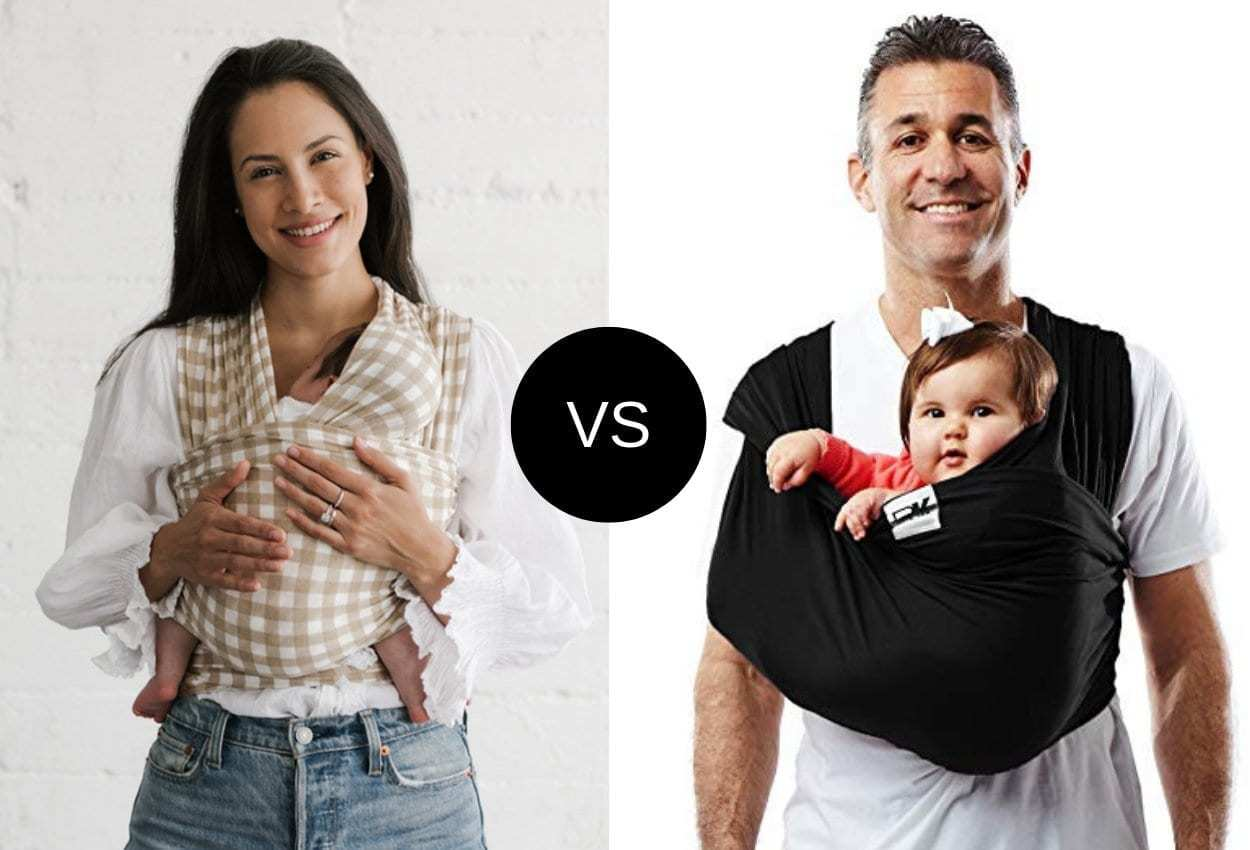 Solly Baby Vs Baby K Tan Which Is The Best Option The Baby Swag