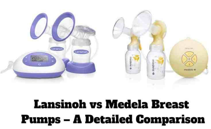 Lansinoh vs Medela Breast Pumps – A Detailed Comparison