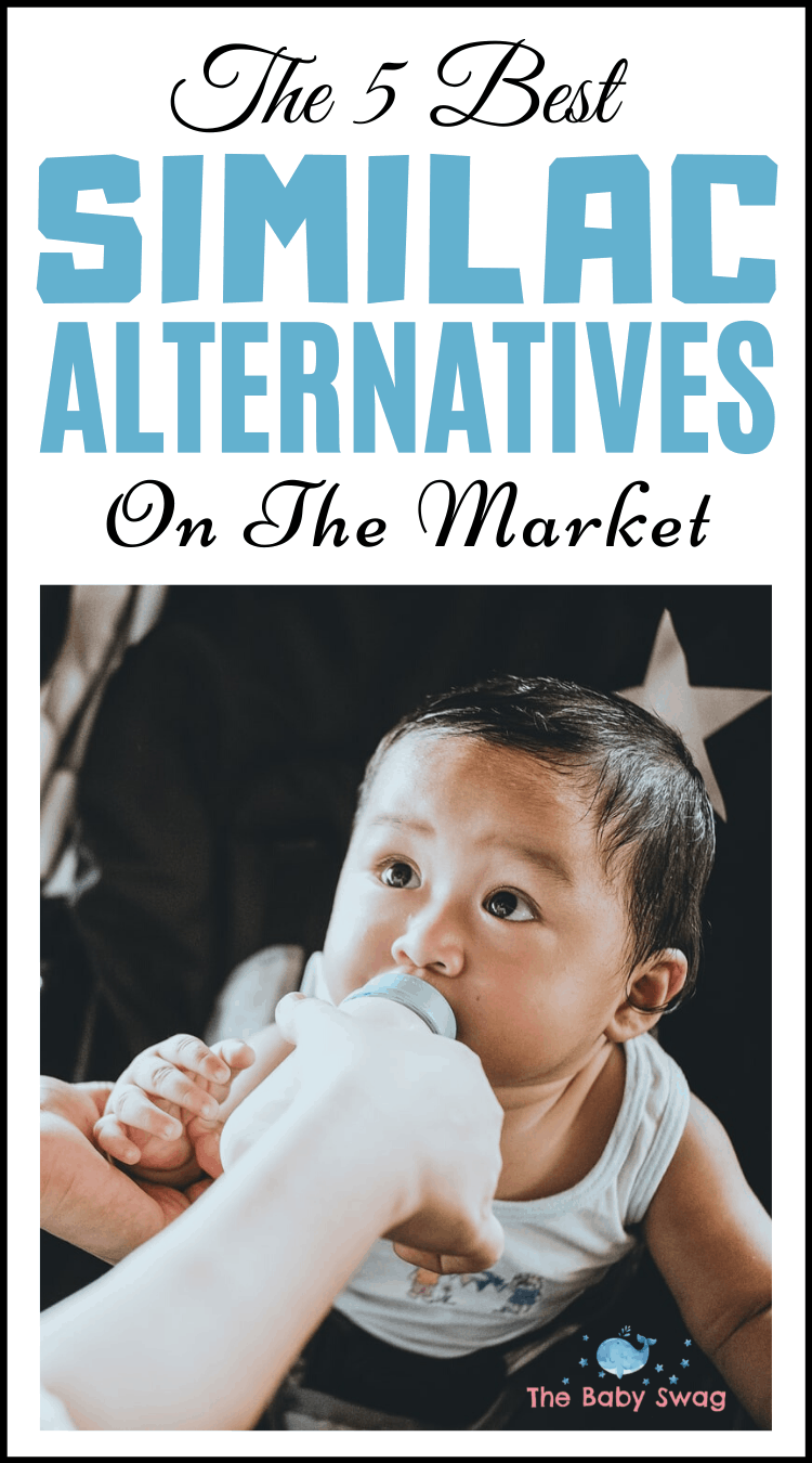 The 5 Best Similac Alternatives On The Market!